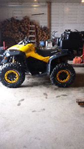 2011 can am renegade 800 xxc Might trade for truck