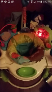 AMAZING DEAL baby item light up saucer n more