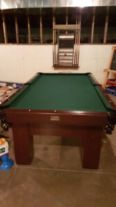 Pool Table For Sale Moving Must Go!