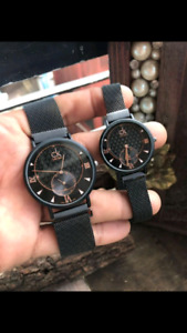 New CK Magnetic Strap Couple watch