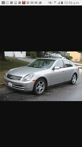 2003 Infiniti G35 Other