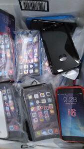 iphone case/screen protector, Samsung case/screen protector