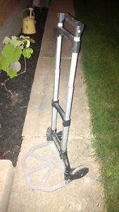 Foldable Dolly/Moving cart - Good Condition