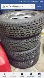 4x100 winter tires