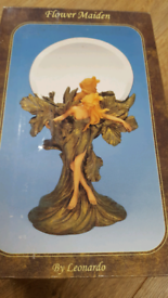 Flower maiden ornament