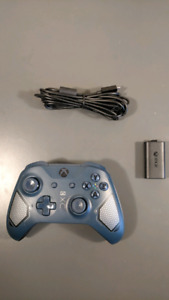 XBOX ONE wireles controller special edition rechargeable battery