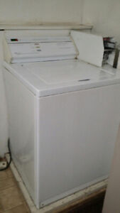 2 Coin Operated Whirlpool Washers For Sale