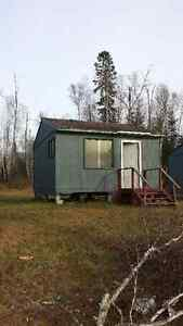 Reduced price!Two cabins for sale. $6500.00 each.