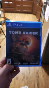 Shadow of the Tomb Raider $55 or trade
