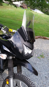 2009 KLR650 for sale (will trade for sportster only)