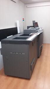 Konica Minolta Bizhub c6500 printer w/SD-501/CREO - Low click