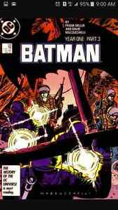 ********* BATMAN # 406 YEAR ONE COMIC BOOK **********