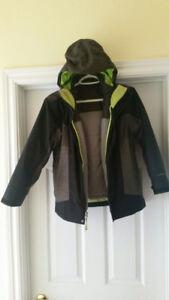 Combinaison de ski garcons :Veste North Face, pantalon, accessoi