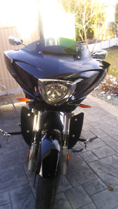 2011 victory motor cycle