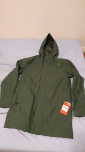 Brand New North Face El Misti Trench Jacket M - $125