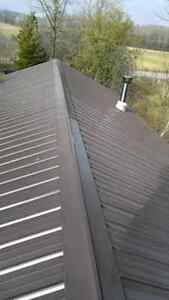 Steel and shingle roofing Peterborough Peterborough Area image 1