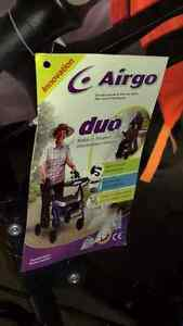 Airgo Duo walker- midnight blue - brand new Retails over $400.00