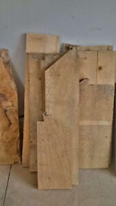 Solid Reclaim Pine Boards