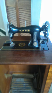 Sewing Machine Treadle