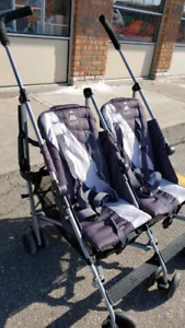 Stroller baby gears@ clic klak used toy warehouse