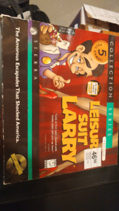 The Leisure Suit Larry Collection
