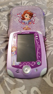 Sofia the First Leap frog with case