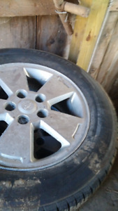 Tires and rims - for sale