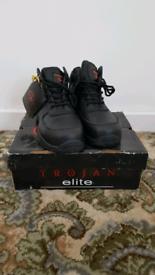 Trojan Elite Safety Boots SIZE 9