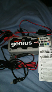 Brand new never used battery charger