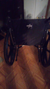 Medline wheelchair