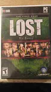 LOST (TV Show) Ubisoft PC Game