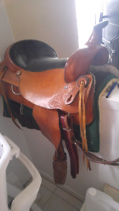 16 inch griffith saddle
