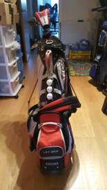 Professional golf set
