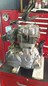 Running CM450 engine