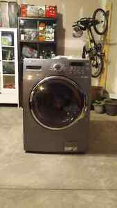Samsung Front Load Washer with Steam Cycles Kitchener / Waterloo Kitchener Area image 4