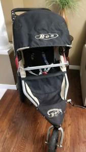 Bob Revolution single jogging stroller
