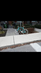 Bike cycles harper single speed/Large brand new for 220$