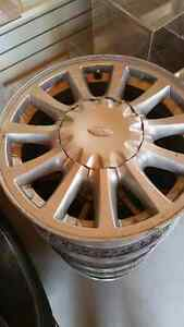 Wheel Rims - Set of Four - $50 Firm