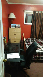 Room for rent H/L and internet included close to MUN