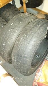 all season tire for matrix toyota 205/55/r16