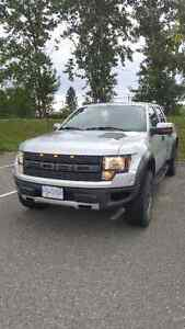 2011 Ford F-150 SVT RAPTOR Pickup Truck Prince George British Columbia image 2