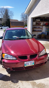 Pontiac Grand AM Urgent Sale
