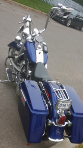 Softail deluxe harley