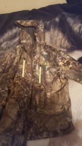Real tree under armour winter coat
