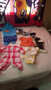 Baby cloths for sale 0-3