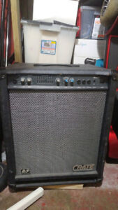 Crate BFX100 Bass Amp Combo 15