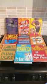 Janet Evanoich Books