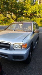 2002 Nissan Pathfinder Chilkoot Edition