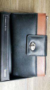 New in box wallet
