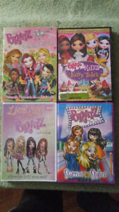 Several DVD Groups